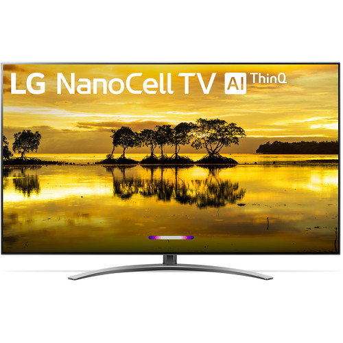 "LG Nano 9 SM9000PUA 65"" Class HDR 4K UHD Smart NanoCell IPS LED TV"