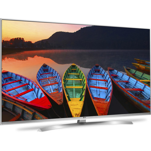 "LG UH8500-Series 65""-Class UHD Smart IPS LED TV"