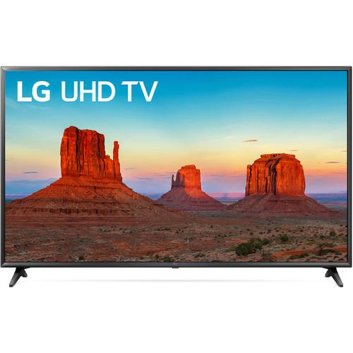 """LG UK6090 65"""" Class HDR 4K UHD Smart IPSLED TV"""