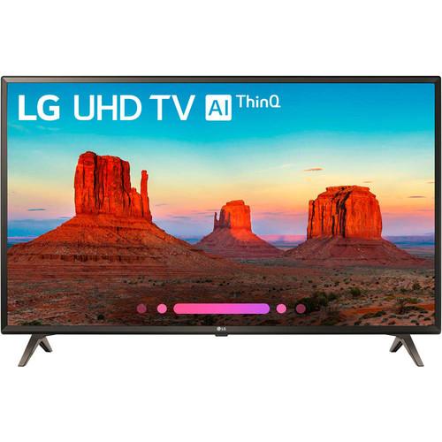 "LG UK6300 65"" Class HDR 4K UHD Smart Multisystem IPS LED TV"