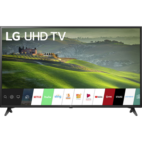 """LG UM6900PUA 65"""" Class HDR 4K UHD Smart IPSLED TV"""