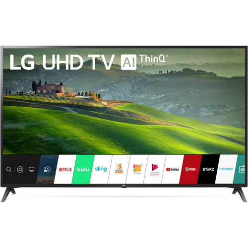 """LG UM6970PUA 70"""" Class HDR 4K UHD Smart LED TV"""