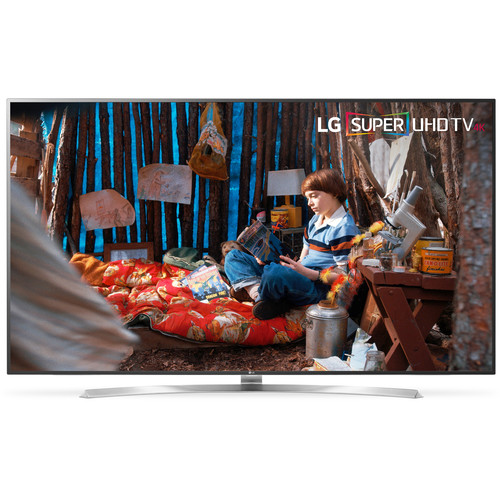 "LG SJ8570-Series 75""-Class HDR SUPER UHD Smart IPS LED TV"