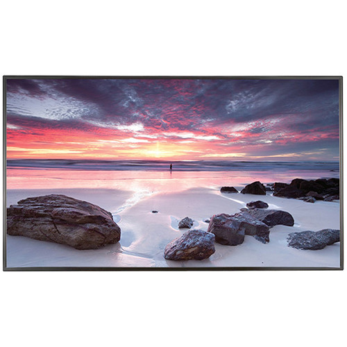 "LG 75UH5C-B 75""-Class Multiple Screen Split Ultra HD LCD Signage Display"