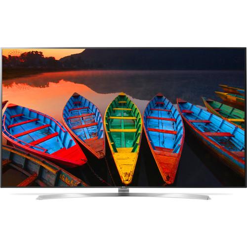 "LG UH8500-Series 75""-Class UHD Smart IPS LED TV"