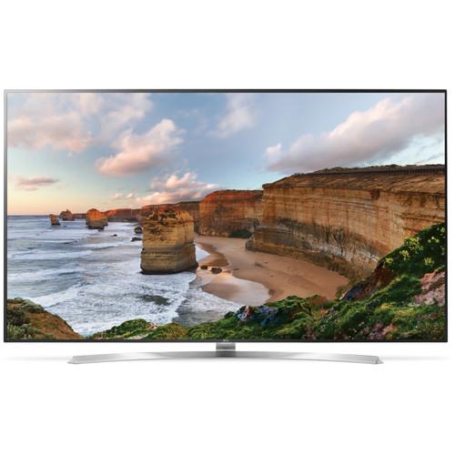 "LG UH855-Series 75""-Class HDR UHD Smart Multi-System IPS LED TV"