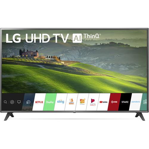"LG UM6970PUB 75"" Class HDR 4K UHD Smart IPSLED TV"