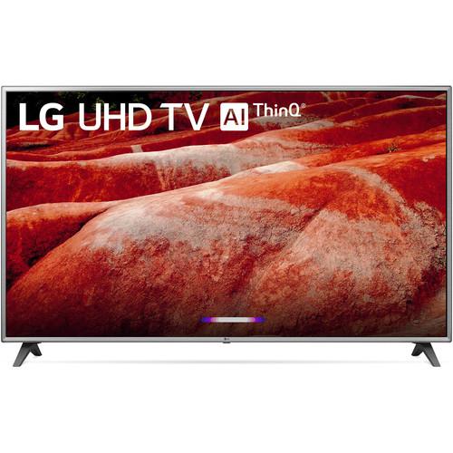 """LG UM7570PUD 75"""" Class HDR 4K UHD Smart IPS LED TV"""