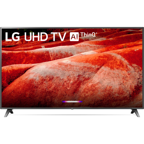 "LG UM8070PUA 75"" Class HDR 4K UHD SmartIPS LED TV"