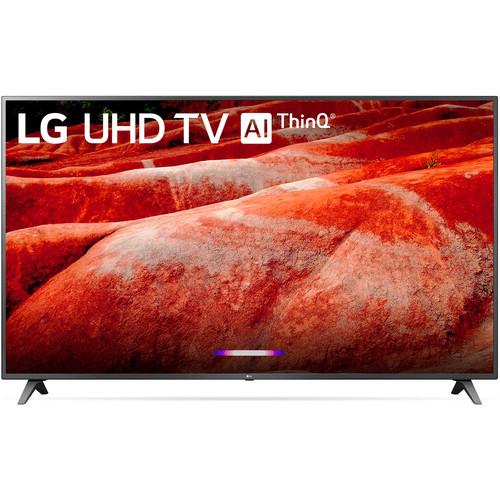 """LG UM8070PUA 82"""" Class HDR 4K UHD Smart LED TV"""