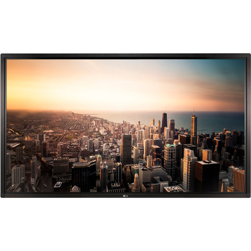 "LG 84TR3B 84"" UHD Multi-Touch Display (Black)"