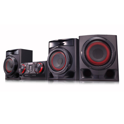 LG CJ45 720W Hi-Fi Entertainment System