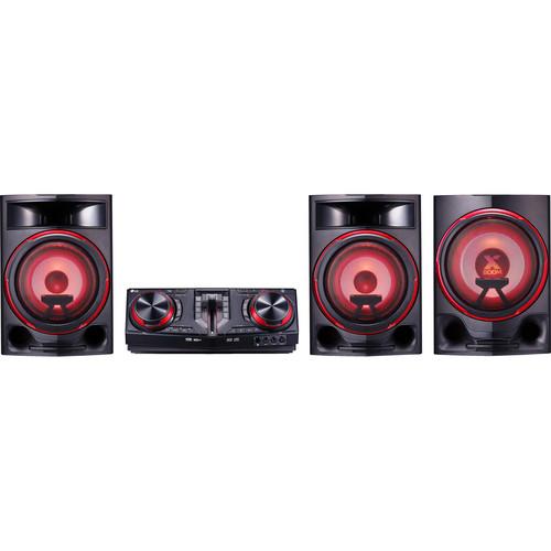 LG CJ88 XBOOM 2900W Bluetooth Wireless Music System
