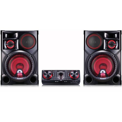 LG CJ98 3500W Bluetooth Wireless Music System