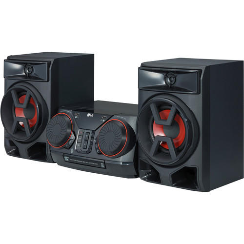 LG CK43 300W Bluetooth Music System