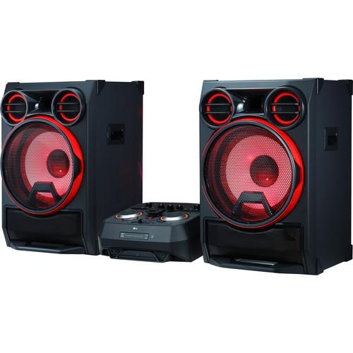 LG CK99 5000W Bluetooth Music System