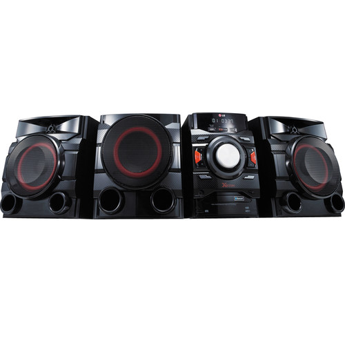 LG CM4550 700W Mini Shelf Speaker System