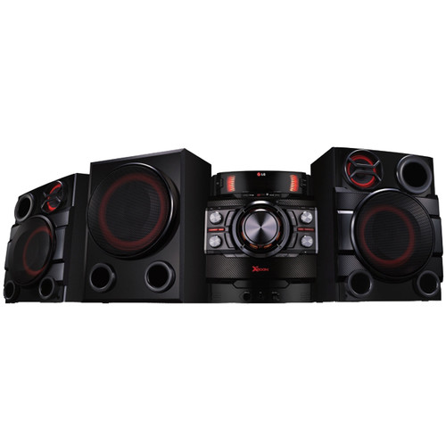 LG CM8440 1900W Mini Shelf Speaker System