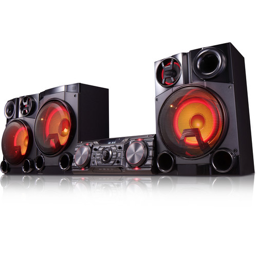 LG CM8460 2750W Bluetooth Wireless Music System
