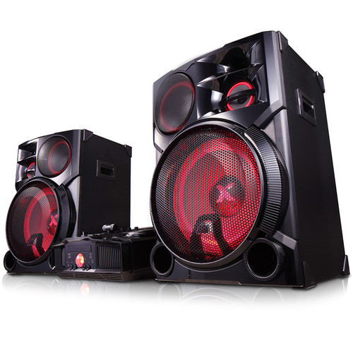 LG CM9960 4800W Bluetooth Wireless Music System