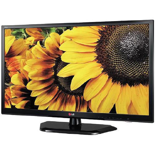 """LG 24"""" LN451B 720p LED TV"""