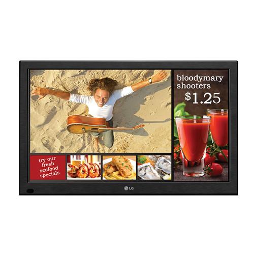 """LG 37LT560E 37"""" EzSign HD LED TV (Glossy Black)"""