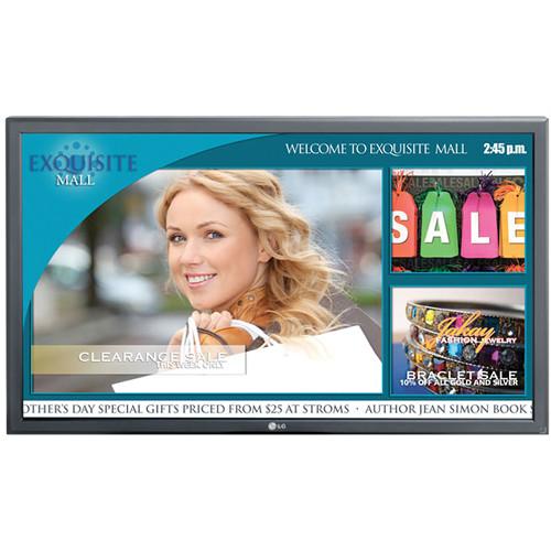 "LG 47VS20-BAP 47"" Widescreen Full HD Capable LCD Monitor"