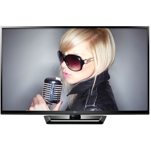 "LG 50PA450C 50"" Plasma Widescreen Commercial HDTV (Black)"