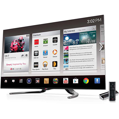 "LG 55"" GA7900 Full HD 1080p 3D LED Google TV"