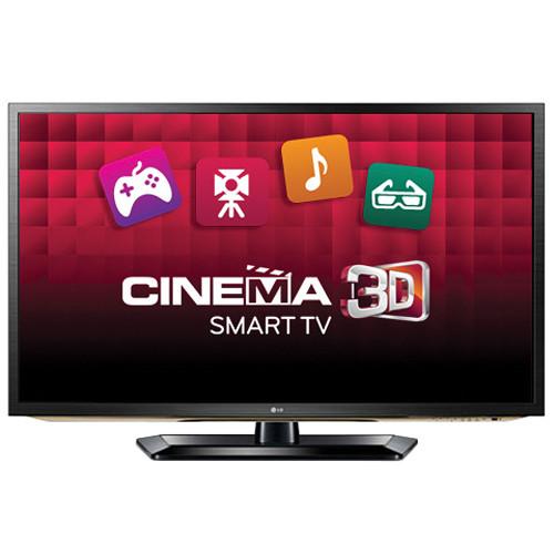 """LG 55"""" 1080P MULTI SYSTEM LED SMART 3D TV"""