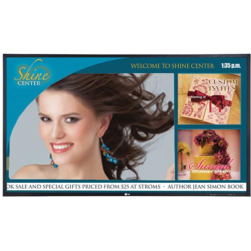 "LG 55VS20BAP 55"" Widescreen Full HD Capable LCD Monitor"