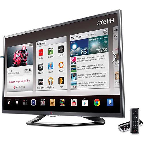 """LG 60"""" GA6400 Full HD 1080p 3D LED Google TV"""