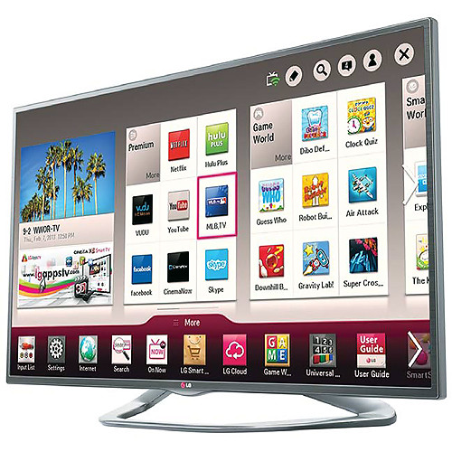 "LG 60"" LN6150 Full HD 1080p Smart LED TV"