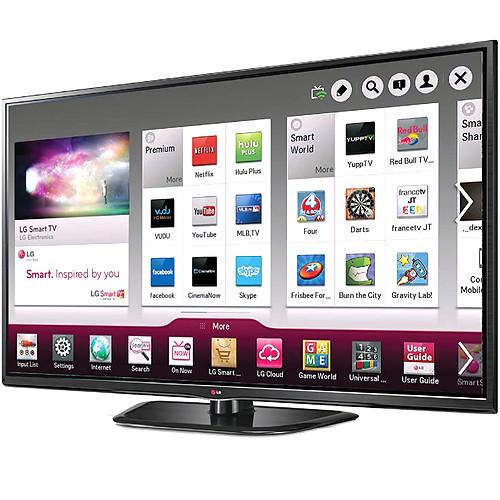 "LG 60"" PN5700 Full HD 1080p Smart Plasma TV"
