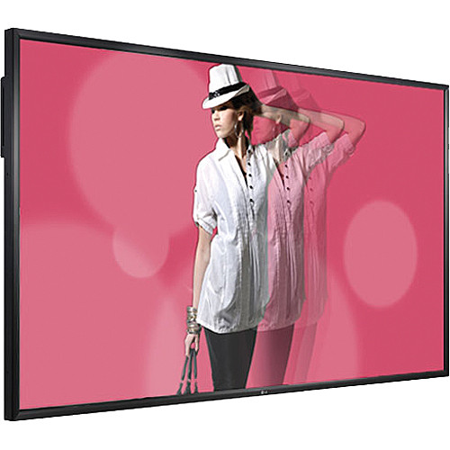 "LG 84"" Class LED Widescreen Ultra HD Commercial Display"