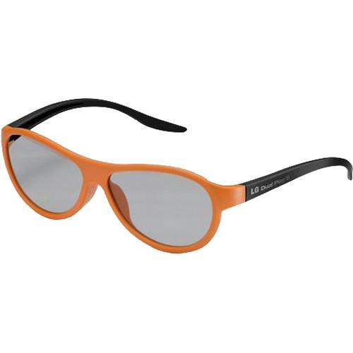 LG AG-F400DP Dual Play Gaming 3D Glasses
