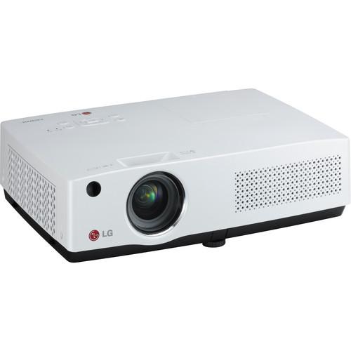 LG BD450 XGA LCD Projector