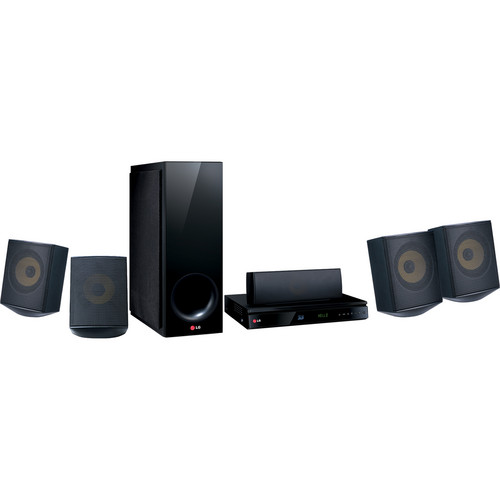 LG BH6730S 1000W 5.1-Channel 3D Smart Home Theater System