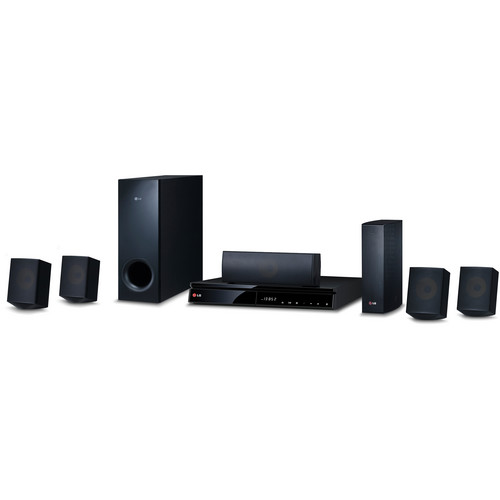 LG BH6830SW 1000W 5.1-Channel 3D Smart Home Theater System with Wireless Speakers