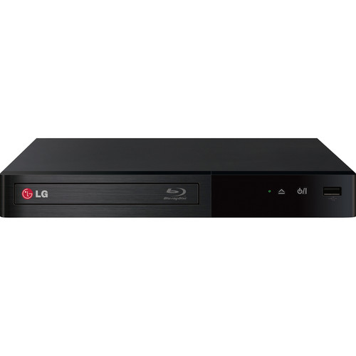 LG BP340 Wi-Fi Blu-ray Disc Player