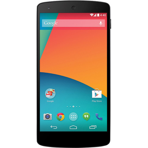 LG Google Nexus 5 D820 32GB Smartphone (Unlocked, Black)