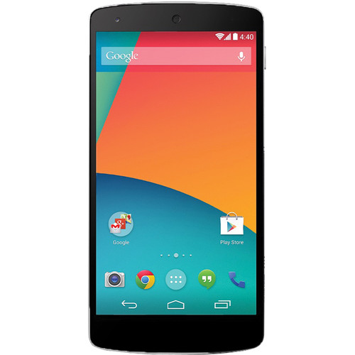 LG Google Nexus 5 D820 32GB Smartphone (Unlocked, White)