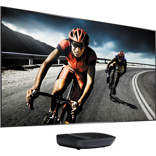 """LG HECTO 100"""" Laser LCD TV with Smart TV"""