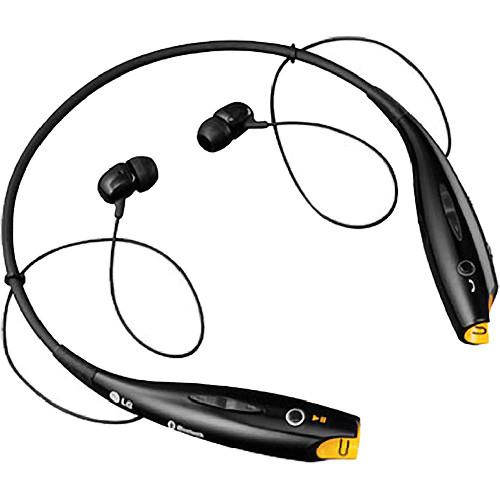 LG LG Tone HBS-700 Wireless Stereo Headset (Black and Orange)