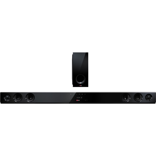 LG NB3530A Sound Bar Audio System with Bluetooth Connectivity