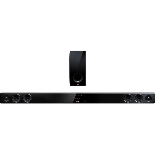 LG NB3730A Sound Bar Audio System with Wireless Subwoofer and Streaming Premium Services