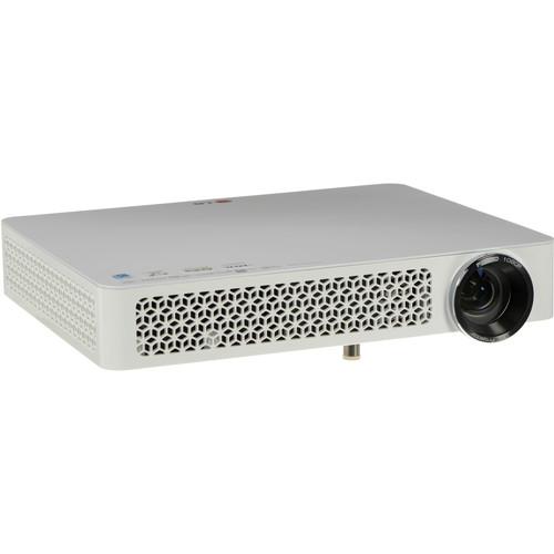 Fuleadture Portable Led Projector 1080p Hd Multimedia: LG PF85U Portable 1080p LED DLP Projector With Smart TV PF85U