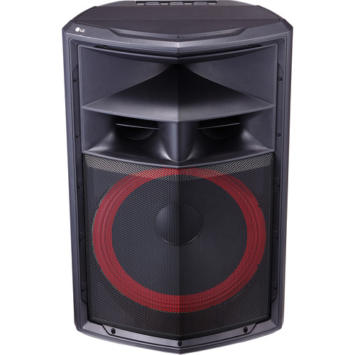 "LG FJ7 LOUDR 15"" 2-Way 400W Bluetooth-Enabled PA Speaker System (Black)"