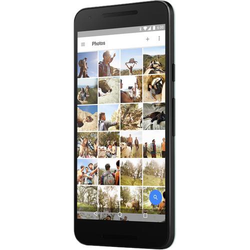 LG Google Nexus 5X H791 32GB Smartphone (Unlocked, Black)
