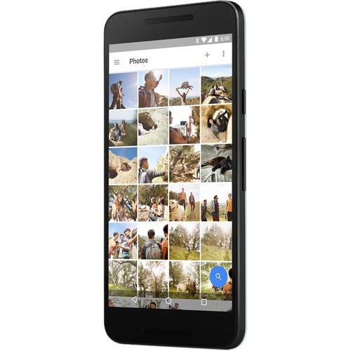 LG Google Nexus 5X H791 32GB Smartphone (Unlocked, White)